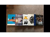 Five art and design books for sale