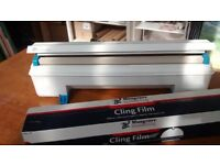 Wrapmaster 4500 and clingfilm