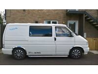 VW T4, reluctant sale,only owned for a short while. Absolutely no issues,very economical.