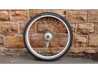20 INCH FRONT WHEEL