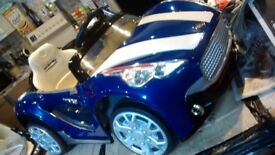 12 volt Cabrio sports coupe electric ride on