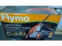 Lawnrake - Flymo Compact 3400