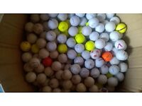 350 Golf Balls....for practice