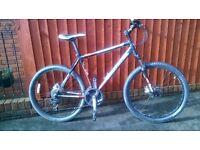 Trek 3500 Disc. 2014 Mountain Bike. Disc Brakes. Alloy Frame, Great Condition. RRP £350