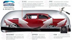 Car Capsule, Bubble, Air Chamber