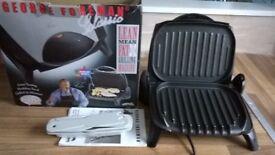 George Foreman Lean Mean Machine
