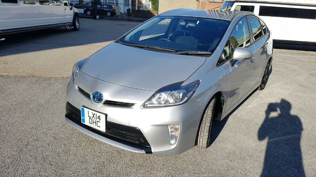 Toyota Prius 1 8 Automatic Hybrid For Sale Uk Number Plate Fresh Import Low Mileage 2014 In Leyton London Gumtree