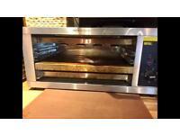 Buffalo open oven