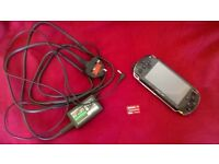Sony PSP (charger and 2gb memory incuded)