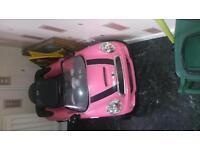 Mini Cooper Sports Car