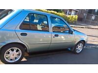 Ford Fiesta Ghia for sale -from smoke and pet free home