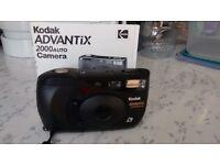 Kodak advantix 2000 auto camera