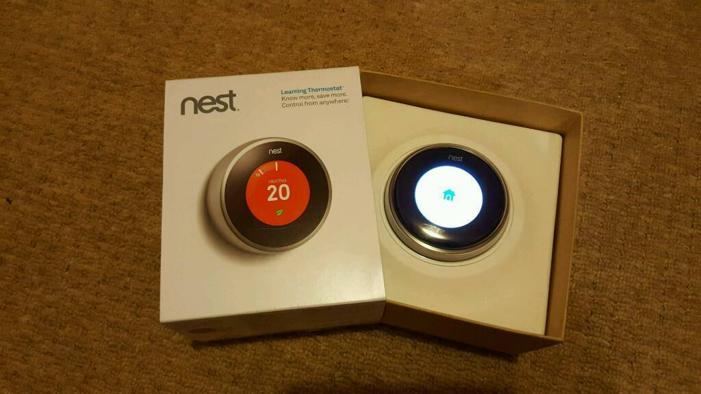 Nest learning thermostatin Doagh, County AntrimGumtree - Nest 2nd gen learning thermostat. Full box contents, installed for about a year but basically as new