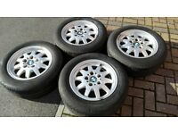 bmw alloys 15""