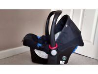 Mothercare Xpedior Carseat Good Condition