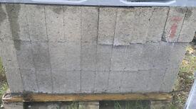 Concrete Breeze Block 7N (440mm x 215mm x 100mm)