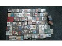 Cassettes - Job Lot or will split