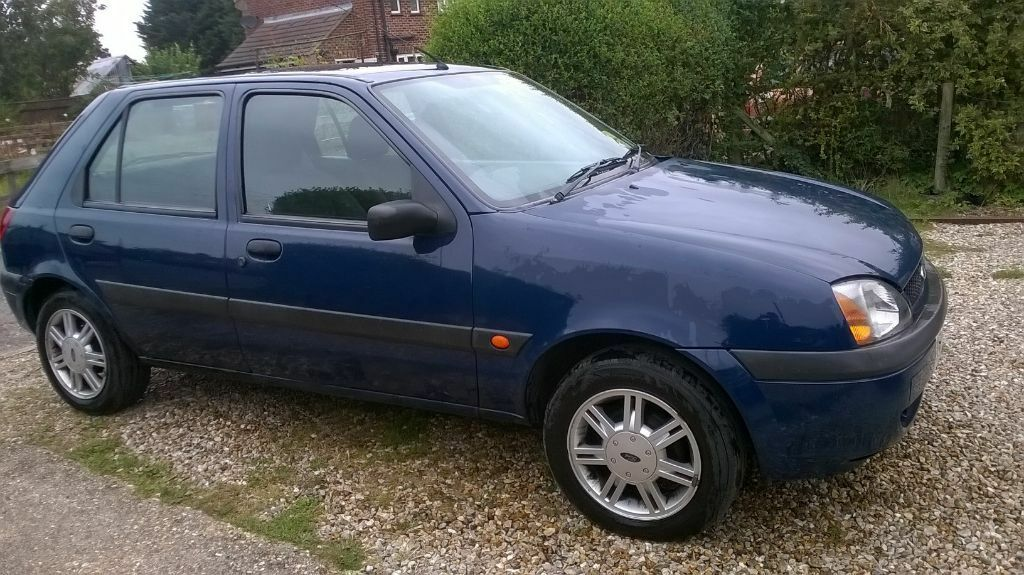 ford fiesta 1 8 diesel in thetford norfolk gumtree