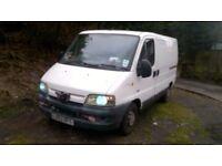 Peugeot boxter hdi dayvan/camper