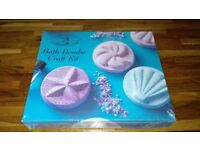 Bath bomb craft kit