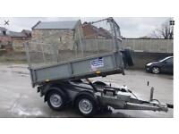 Ifor Williams Tipper TT25 VGC 8ft by 5ft Bed