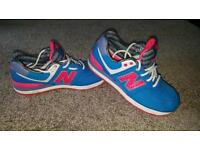 New Balance shoes size two