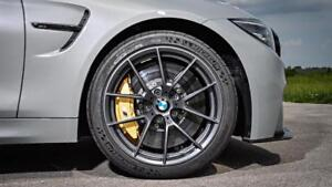 "BMW M4 CS STYLE WHEELS 19"" Staggered (E90 / F30 / E46 / E9X)"