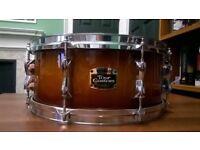 Yamaha Tour Custom Maple Snare 14x6