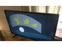 32 inch tv with 4 months of guarantee