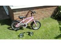 """Girls Ridgeback 14"""" Bike"""