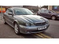 JAGUAR X-TYPE SE D 2.2 6 SPEED MANUAL FREE 6 MONTH'S WARRANTY