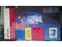 emergency escape ladders (KIDDE) two story,13ft