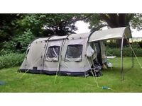 Outwell Bear Lake 4 Polycotton Tent - Excellent Condition