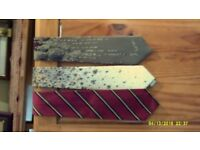 Assortment of Vintage Ties 200 to choose from