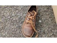 Clark's shoes size 5