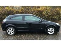 CHEAP VAUXHALL ASTRA SXI 3 DOOR 1.6L (2007) full year mot with privet plate for a DAVID