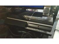PS3 with 320GB harddrive, controllers and games