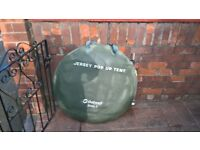 QUTWELL JERSEY 2 + PERSON POP UP TENT