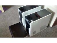 2 x Fujitsu Amilo 3410 Dual Core Tower PC's