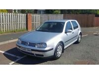 2001 vw golf 1.9 tdi se 1 owner from new service history