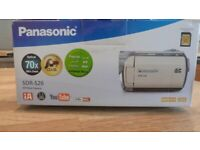 Unused Panasonic SDR-S26 Camcorder boxed as new