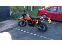 superbyke rmr 125cc