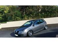 VW Golf mk5 *low miles*