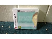 NINTENDO DS FACE TRAINING GAME