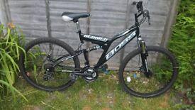 BOSS Stealth Mountain Bike for sale: