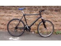 RALEIGH MAX FRONT SUSPENSION MTB