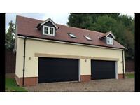 GARAGE DOORS. SECURITY SHUTTERS. PVC WINDOWS AND COMPOSITE DOORS