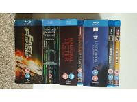 Blueraydvd film boxsets