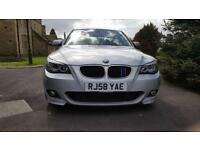 Bmw 520d m sport low mileage LCI model.full Bmw dealers service history 1 year Mot