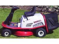 Ride on lawnmower, MTD Lawnflit